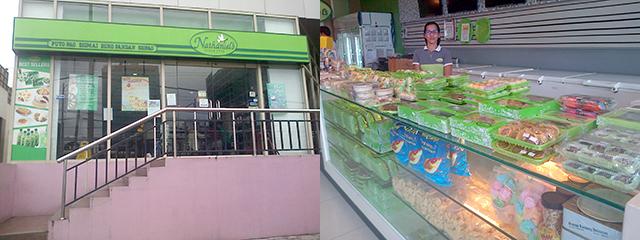 nathaniels food corporation