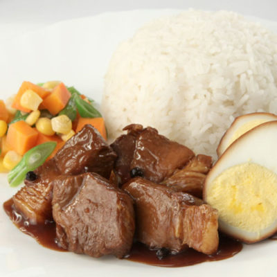 ₱145 Adobo Rice