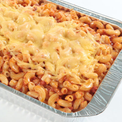 Baked Macaroni (Medium-Large)