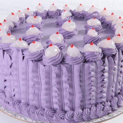 ₱550 Ube Cake