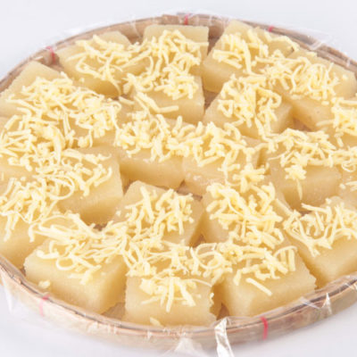 ₱150 Pichi Pichi Cheese