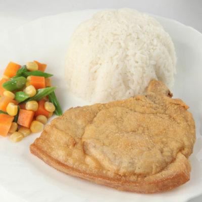 ₱145 Porkchop Rice
