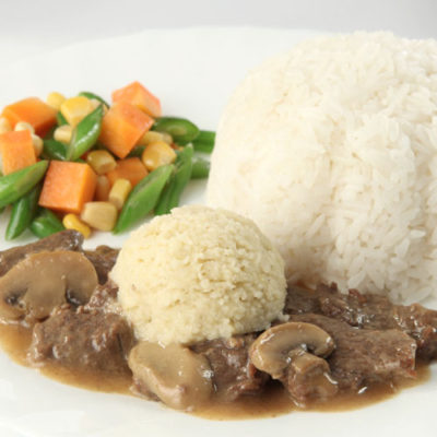₱200 Roastbeef Rice
