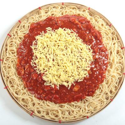 ₱600 Spaghetti (Bilao)